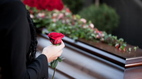 Chesterfield funeral directors cremation burial